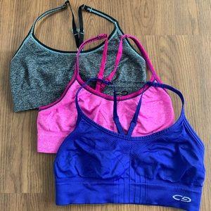 C9 by Champion sports bras